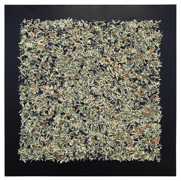 1616.11 Money-chrome (navy)